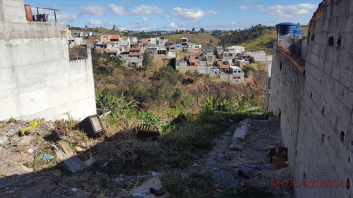 ref.: 4180 - terreno em ferraz de vasconcelos, no bairro parque sao francisco
