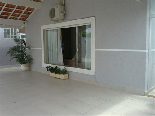 ref.: 419 - casa em praia grande, no bairro solemar - 3 dormitórios