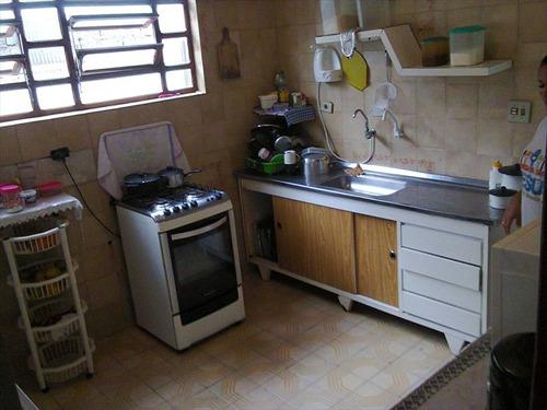 ref.: 41901 - casa em praia grande, no bairro jardim melvi - 3 dormitórios