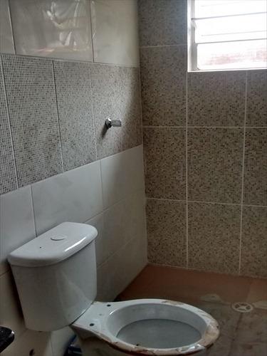 ref.: 42 - casa em mongagua, no bairro jussara - 2 dormitórios