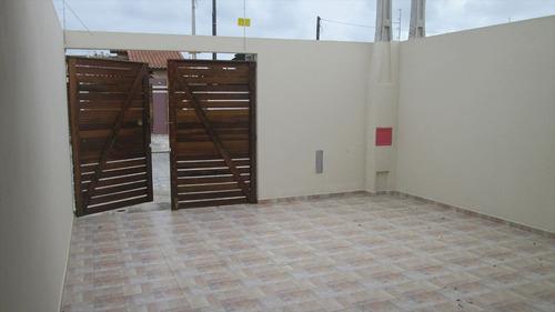 ref.: 42000 - casa em itanhaém, no bairro nova itanhaém - 2 dormitórios