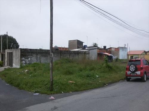 ref.: 421 - terreno em mongagua, no bairro balneario itaguai