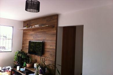 ref.: 421601 - apartamento em sao paulo, no bairro vila irmaos arnoni - 2 dormitórios