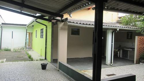 ref.: 42200 - casa em itanhaém, no bairro ivoty - 2 dormitórios