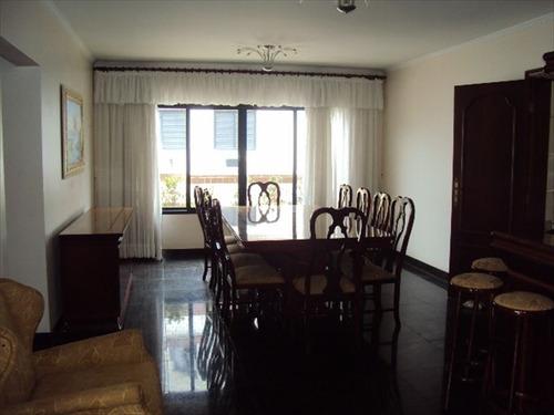 ref.: 4226 - apartamento em praia grande, no bairro canto do