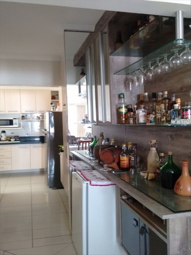 ref.: 424 - apartamento em praia grande, no bairro caicara - 2 dormitórios