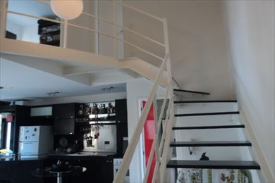 ref.: 4243 - apartamento em sao paulo, no bairro morumbi - 2 dormitórios