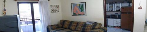 ref.: 425 - apartamento em praia grande, no bairro caicara - 2 dormitórios