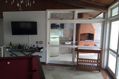 ref.: 4253 - casa condomínio fechado em cotia, no bairro sao paulo 2 - 3 dormitórios