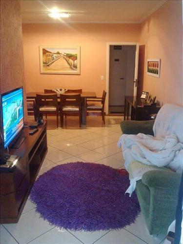 ref.: 4261 - apartamento em praia grande, no bairro guilherm
