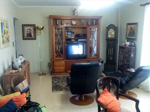 ref.: 4264 - apartamento em santos, no bairro embare - 3 dormitórios