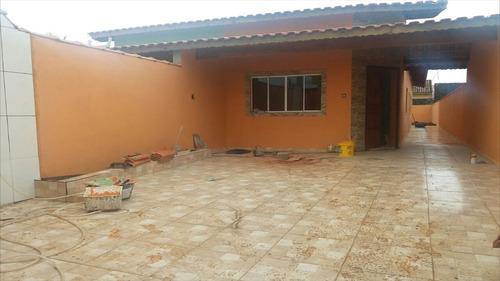 ref.: 42700 - casa em itanhaém, no bairro bal tupy - 2 dormitórios