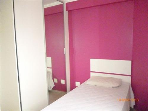 ref.: 4278 - apartamento em santos, no bairro embare - 2 dormitórios