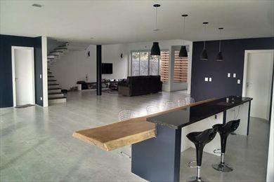 ref.: 4282 - casa condomínio fechado em cotia, no bairro granja viana 2 - 4 dormitórios