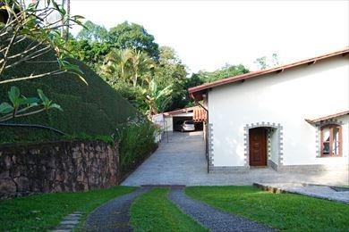 ref.: 42865001 - casa condomínio fechado em mairipora, no bairro refugio da serra - 4 dormitórios