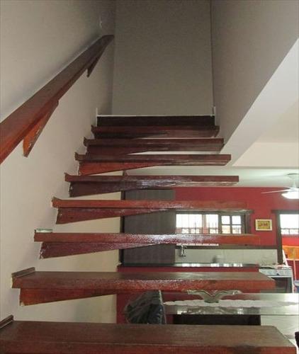 ref.: 429 - casa em itanhaém, no bairro gaivota - 2 dormitórios