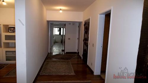 ref.: 4290 - apartamento em sao paulo, no bairro higienopolis - 4 dormitórios