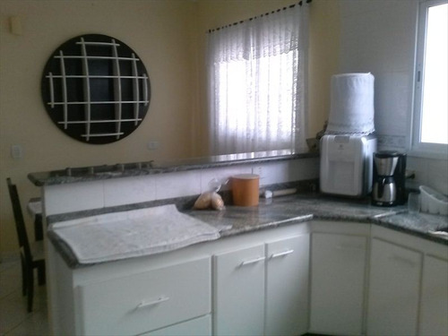 ref.: 43001 - casa em praia grande, no bairro ocian - 3 dormitórios