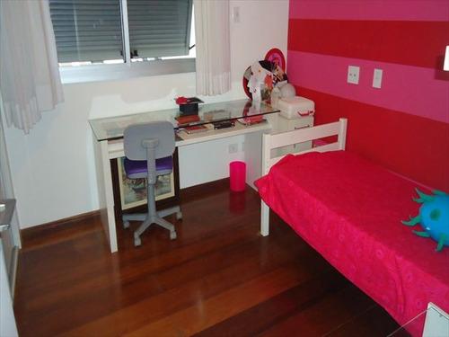 ref.: 4301 - apartamento em santos, no bairro boqueirao - 4 dormitórios
