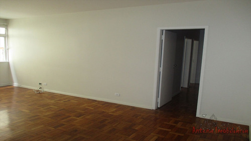 ref.: 4315 - apartamento em sao paulo, no bairro higienopolis - 2 dormitórios