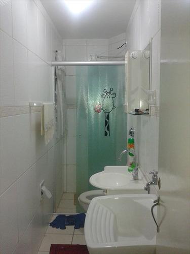 ref.: 432 - apartamento em praia grande, no bairro guilhermina - 1 dormitórios