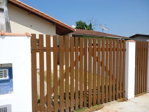 ref.: 432 - casa em bertioga, no bairro vista linda - 2 dormitórios
