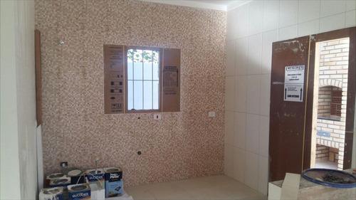 ref.: 432 - casa em itanhaém, no bairro jequitiba - 2 dormitórios