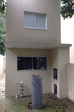 ref.: 4336 - casa condomínio fechado em cotia, no bairro chacara canta galo - 3 dormitórios