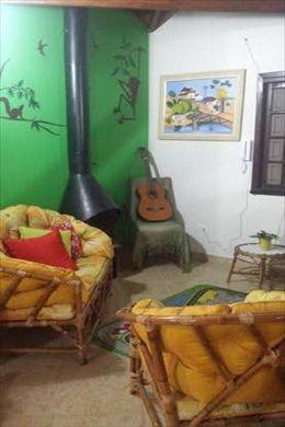 ref.: 4339 - casa condomínio fechado em cotia, no bairro colina (caucaia do alto) - 3 dormitórios