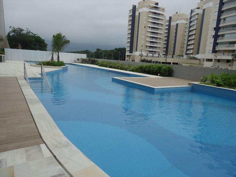 ref.: 434 - apartamento em bertioga, no bairro centro - 3 dormitórios