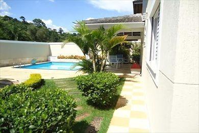 ref.: 4340 - casa condomínio fechado em carapicuiba, no bairro residencial ouro preto - 3 dormitórios