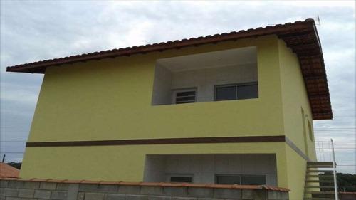 ref.: 43500 - casa em itanhaém, no bairro cibratel 2 - 2 dormitórios