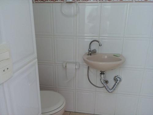 ref.: 436 - casa condomínio fechado em bertioga, no bairro centro - 2 dormitórios
