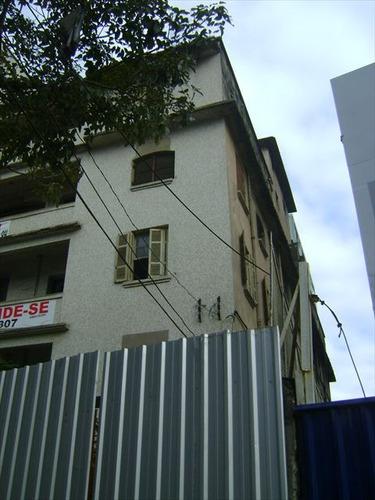 ref.: 4373 - terreno em santos, no bairro pompéia
