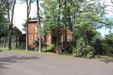 ref.: 4392 - casa condomínio fechado em cotia, no bairro jardim mediterraneo - 4 dormitórios