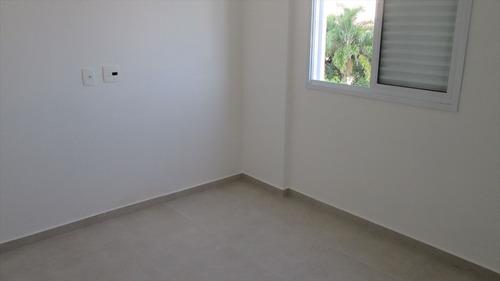 ref.: 44 - apartamento em itanhaém, no bairro vila são paulo - 2 dormitórios