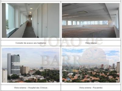 ref.: 44 - sala comercial em são paulo para aluguel - l44