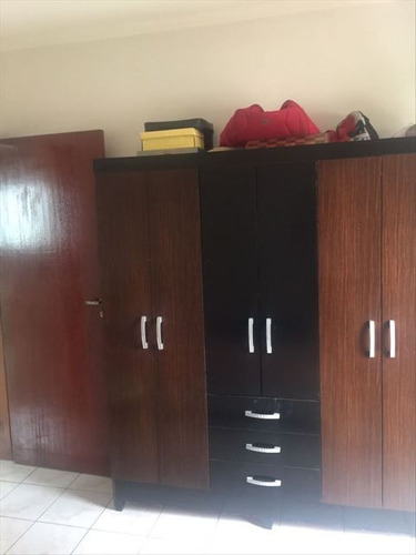 ref.: 442200 - apartamento em praia grande, no bairro vila guilhermina - 1 dormitórios