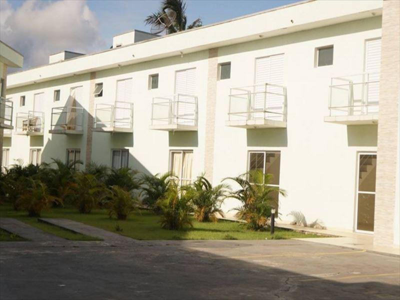 ref.: 443 - casa em bertioga, no bairro jardim rio da praia - 2 dormitórios