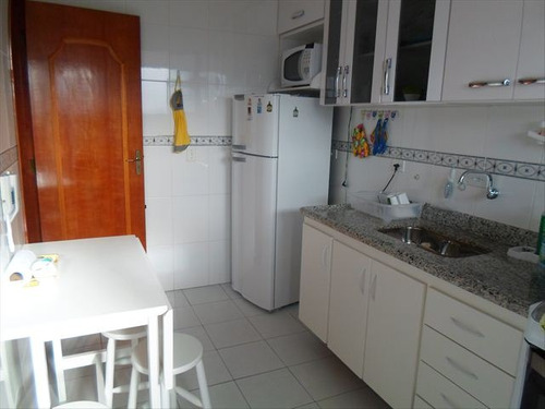ref.: 444 - apartamento em praia grande, no bairro caicara - 1 dormitórios