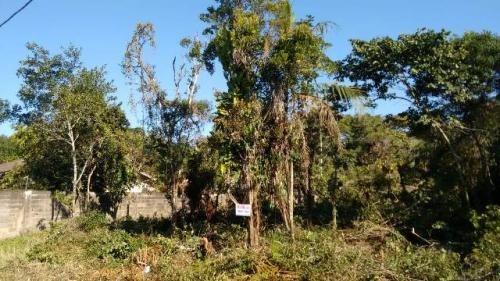 (ref: 4448)terreno - itanhaém/sp - recanto dos imigrantes