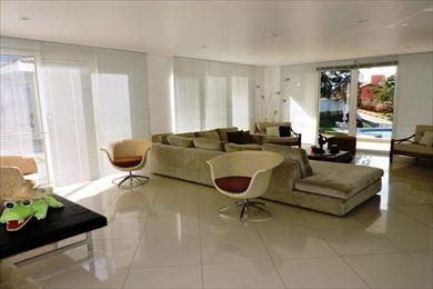 ref.: 4453 - casa condomínio fechado em embu das artes, no bairro parque das artes - 5 dormitórios