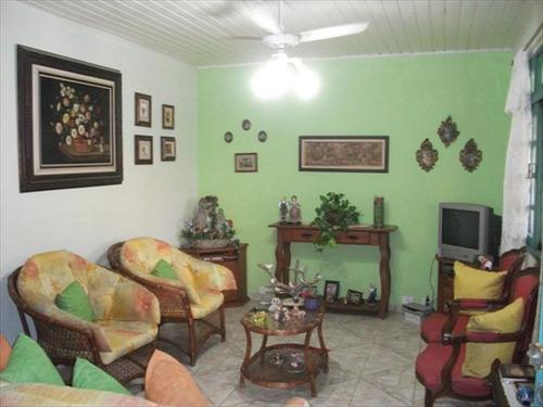 ref.: 446 - casa em itanhaem, no bairro cibratel i - 3 dormitórios