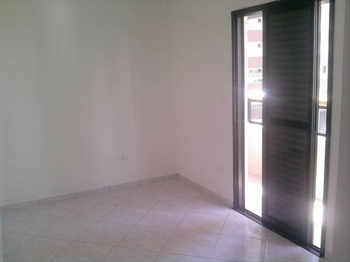 ref.: 447 - apartamento em praia grande, no bairro caicara - 2 dormitórios