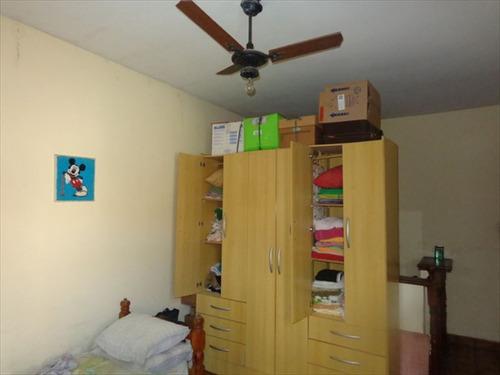 ref.: 447 - casa em praia grande, no bairro caicara - 3 dormitórios