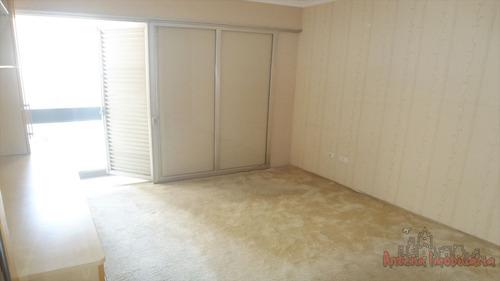 ref.: 4470 - apartamento em sao paulo, no bairro santa cecilia - 3 dormitórios