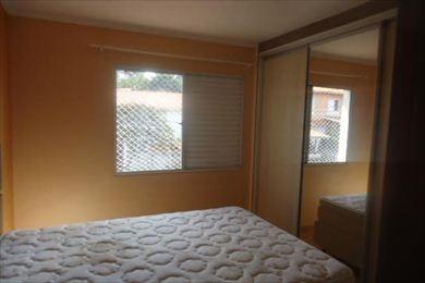 ref.: 4473 - casa condomínio fechado em cotia, no bairro jardim europa - 2 dormitórios