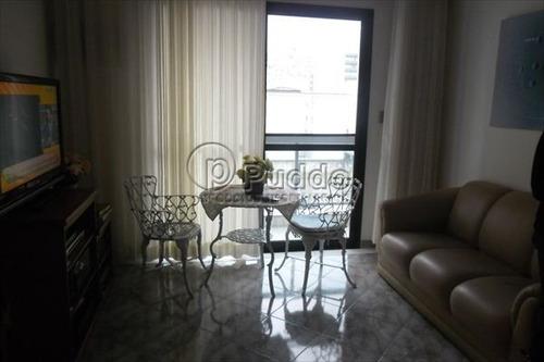 ref.: 450 - apartamento em praia grande, no bairro vila guilhermina - 2 dormitórios