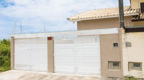 ref.: 45000 - casa em itanhaém, no bairro suarão - 3 dormitórios