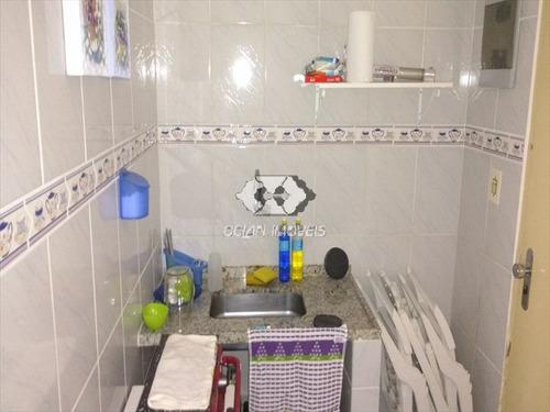 ref.: 452 - apartamento em praia grande, no bairro ocian - 1 dormitórios
